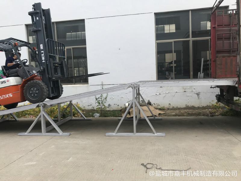 陕西载重8吨物流拼接登车桥厂商【欢迎来电】